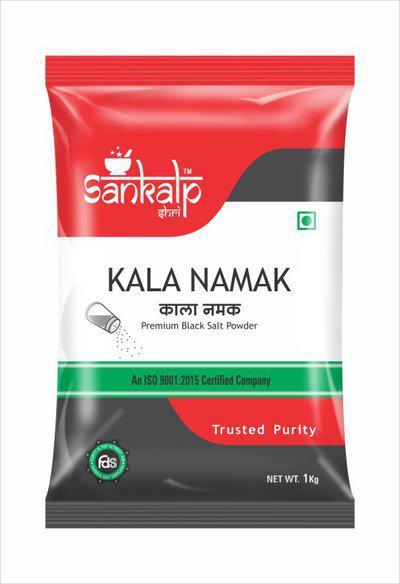 sankalp shri 100% Pure and Organic Black Salt(500 g)