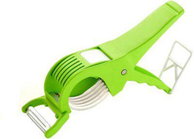 Kombuis Kitchenware Multi Veg Cutter Vegetable Peeler Vegetable Chopper(1 Veg Cutter)