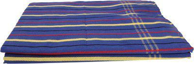 Saagar Tex Printed Double Comforter(Cotton, Blue)