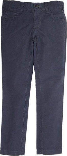 Indian Terrain Regular Fit Boys Blue Trousers