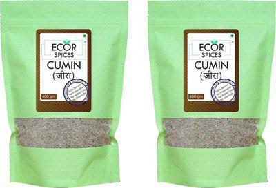Ecor Spices Home Made Cumin Seeds(400 g)