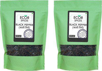 Ecor Spices Home Made Black Pepper Seeds(400 g)