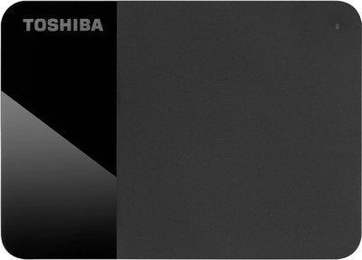 TOSHIBA Canvio Ready 1 TB External Hard Disk Drive(Black)