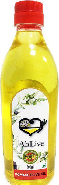ahlive POMACE Olive Oil Plastic Bottle(500 ml)