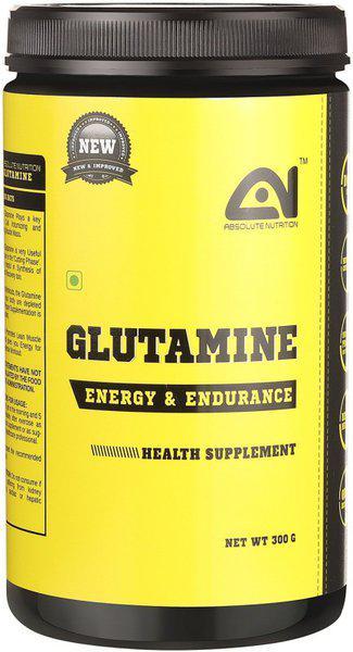 ABSOLUTE NUTRITION Glutamine