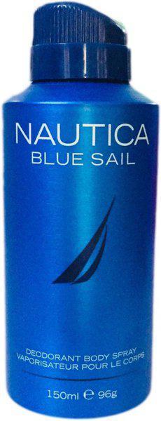 Nautica Sail Deodorant Spray  -  For Men(150 ml)
