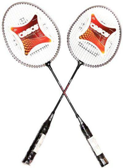 Cosco cb 89 Multicolor Strung Badminton Racquet(G4 -3.25 Inches, 350 g)