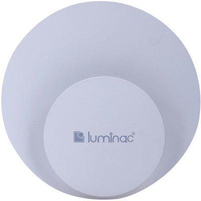 Luminac 3 W Standard LED Bulb(Grey)