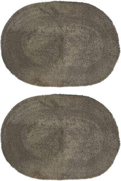 BOXO Grey Velvet Carpet(24 X 16)