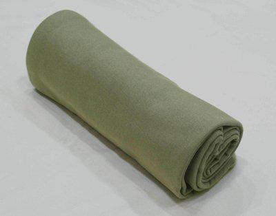 Rhome Plain Single Top Sheet(Cotton, Grey)