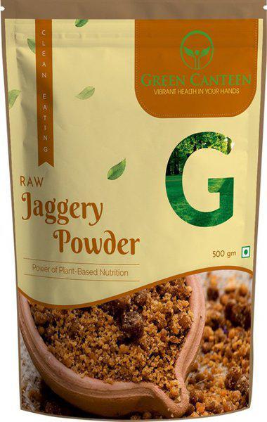 Green Canteen powder Jaggery(500 g)