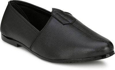 Eego Italy Men Black Fisherman Sandals