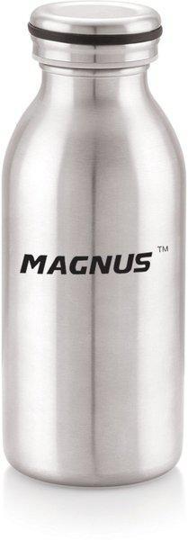 Magnus SAVVY 450 ml Stainless Steel Fridge Bottle 450 ml Bottle(Pack of 1, Silver)