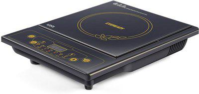 Eveready 7U201PK2000-IC201 Induction Cooktop(Black, Push Button)