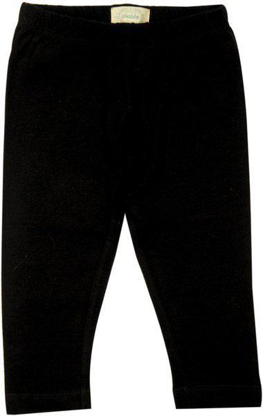 Pikaboo Legging For Girls(Black Pack of 1)