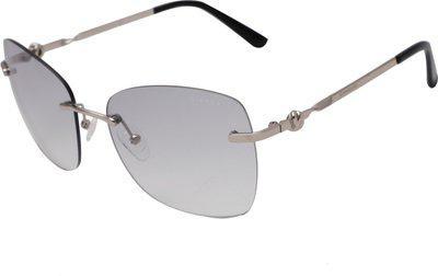 Giordano Aviator Sunglasses(Clear)