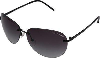 Giordano Aviator Sunglasses(Black)
