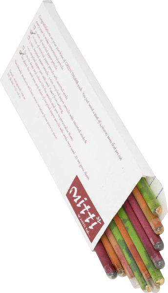 mitti se mitti tak Recycled Paper Pencils with Seeds, 2B, Box of 10 Pencil(Set of 1, Multicolor)