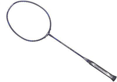 APACS FW 500 Graphite Feather Weight 500 Badminton Racket Unstrung Multicolor Unstrung Badminton Racquet(G1 - 4 Inches, 3 g)