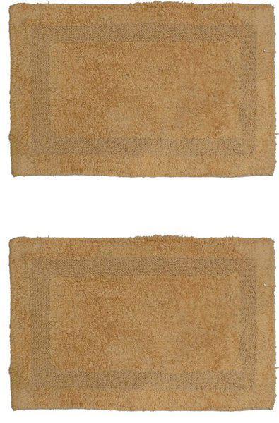 BOXO Multicolor Chenille, Cotton Area Rug(24 X 16)
