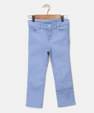 GAP Slim Baby Girls Light Blue Jeans