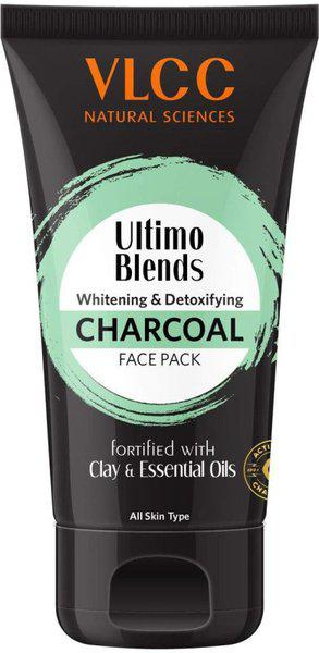 VLCC Ultimo Blends Charcoal Face Pack 100 g