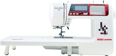 Usha DREAM MAKER 128 Electric Sewing Machine( Built-in Stitches 2)