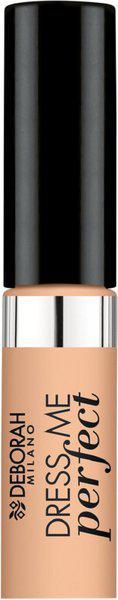 Deborah Milano DRESS ME PERFECT CONCEALER - 1 Concealer(Light Beige, 6 ml)