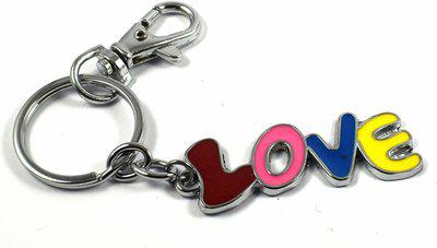 Urvi Creations Beautiful Love Keychain / Keyring /Special Valentines Day Gift for Girlfriends, boyfriend Key Chain