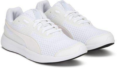 Puma Escaper Pro Running Shoes For Women(White)