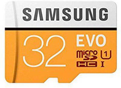 Samsung UI EVO 32 GB SDHC UHS Class 1 95 MB/s Memory Card