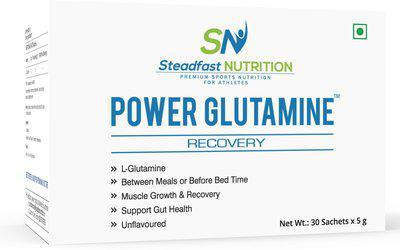 Steadfast MediShield Power Glutamine(150 g, Unflavored)