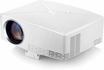 Vivibright C80 Portable Projector(Black)