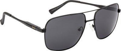 Ted Smith Rectangular Sunglasses(Grey)