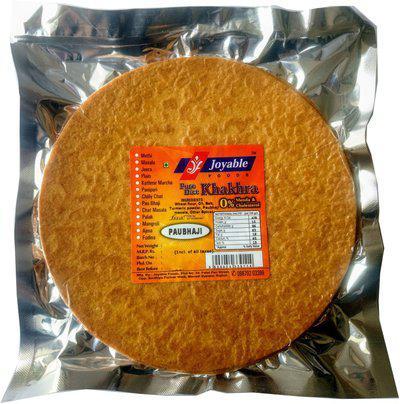 joyable Khakhra (Paubhaji) - 200 gms each(6 x 200 g)