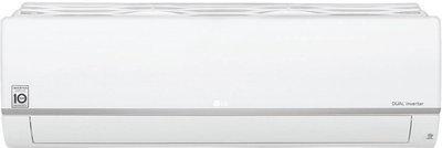 LG 1.5 Ton 3 Star Split Dual Inverter AC - White(KS-Q18SNXD, Copper Condenser)