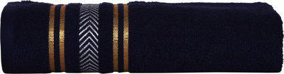 Divine Overseas Cotton 400 GSM Bath Towel(Dark Blue)