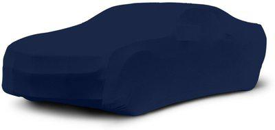 Millennium Car Cover For Mercedes Benz E-Class (Without Mirror Pockets)(Blue)