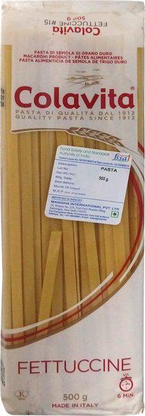 Colavita Fettuccine Pasta(500 g)