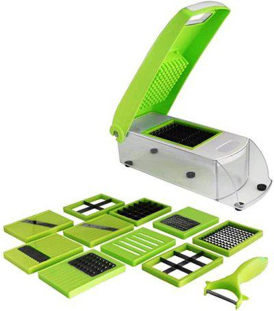 HAIKO 12 in 1 Vegetable and Fruit Grater and Slicer(1)