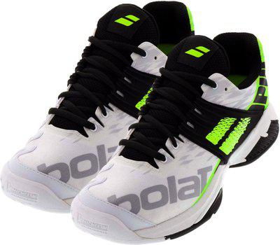 Babolat PROPULSE FURY ALL COURT M Running Shoes For Men(White)