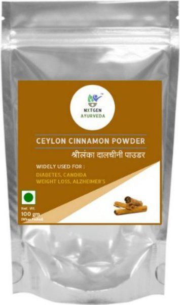 nxtgen ayurveda Pure Ceylon Cinnamon - 100 gm(100 g)