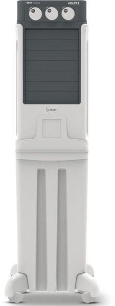 Voltas 25 L Tower Air Cooler(White, Slimm 25)