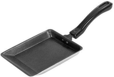 Nirlep Snack Maker Non-Stick Aluminium Sandwich Pan SP01 Toast(Black)
