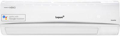 Livpure 1.5 Ton 3 Star Split Inverter AC with Wi-fi Connect - White(HKS-IN18K3S19A, Copper Condenser)