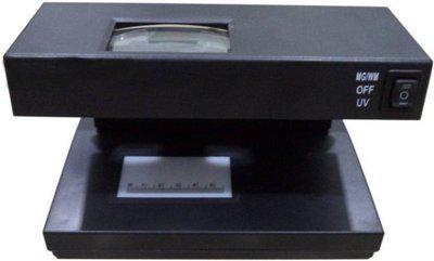 SECURITY STORE DIGITAL FAKE NOTE UV, MG LAMP MINI FND Countertop Currency Detector(MG)