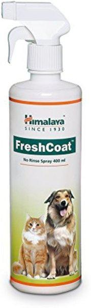 Himalaya 400 ml Pet Coat Cleanser(Suitable For Dog)