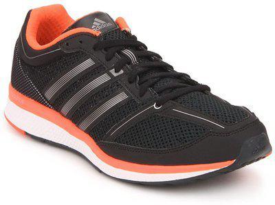ADIDAS Mana Bounce (B72977) Running Shoes For Men(Black)