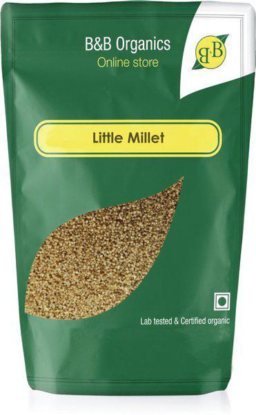 B&B Organics Little Millet Little Millet(1 kg)