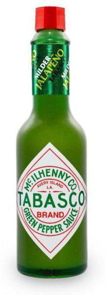 TABASCO GREEN PEPPER SAUCE Sauces(60 ml)